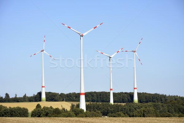 Wind Power Stock photo © manfredxy