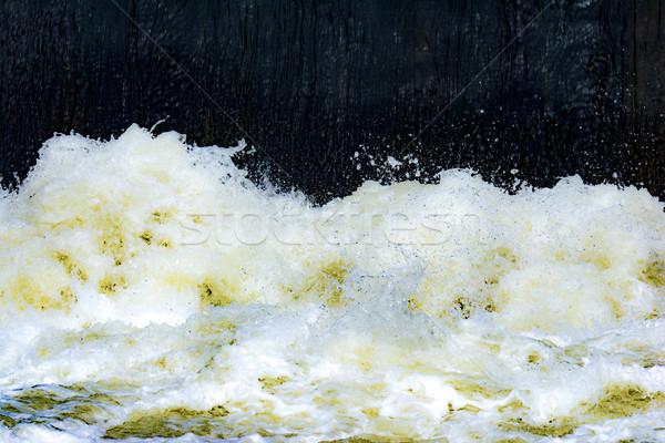 грязные отходов воды аннотация Сток-фото © manfredxy