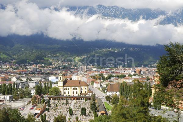 Innsbruck Stock photo © manfredxy