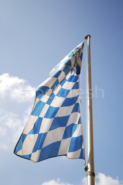 Flag of Bavaria Stock photo © manfredxy