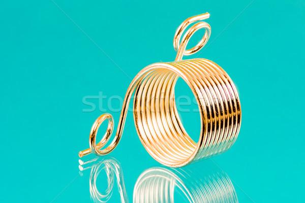 Noors vingerhoed macro Stockfoto © manfredxy