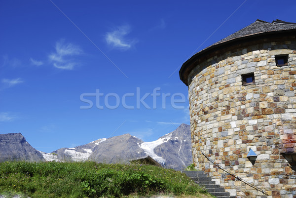 Tower in the alps Stock photo © manfredxy