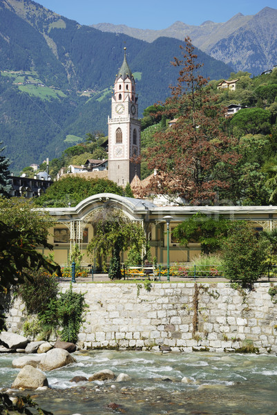 Meran Stock photo © manfredxy