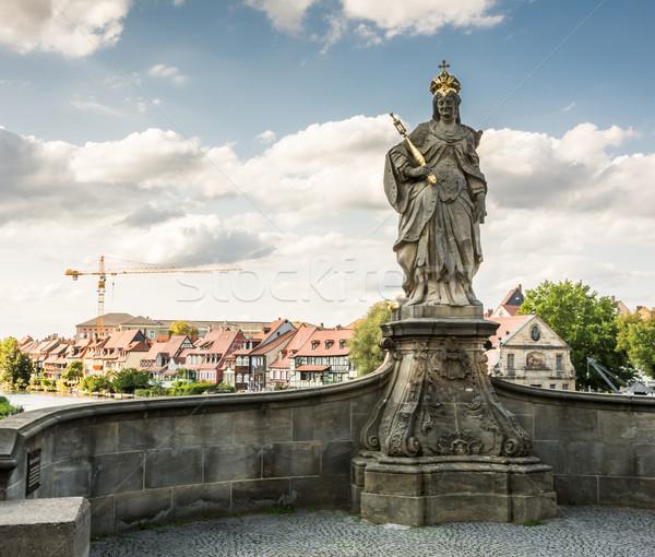 Heilige Kunigunde Stock photo © manfredxy