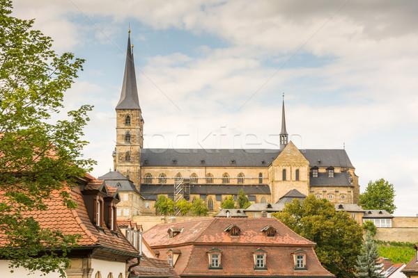 Kloster Michelsberg Stock photo © manfredxy