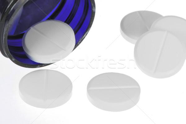 Vitamine pills Stock photo © manfredxy