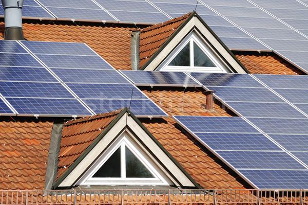 Green energy Stock photo © manfredxy