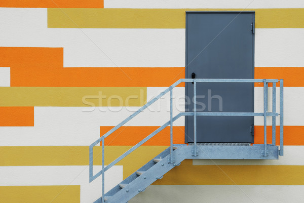 Wall pattern Stock photo © manfredxy