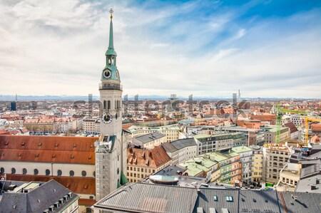 Dresden Stock photo © manfredxy