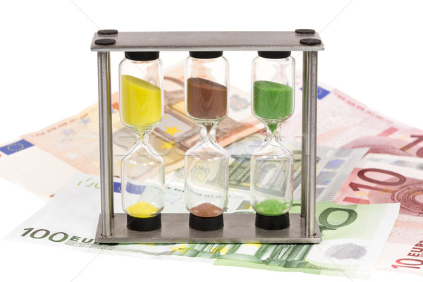 Time is Money Stock photo © manfredxy