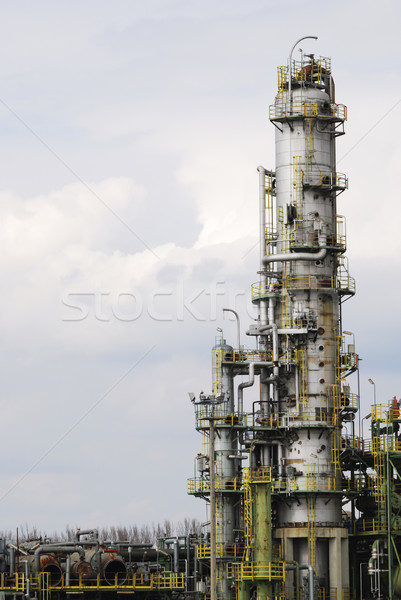 Chemical Industry Stock photo © manfredxy