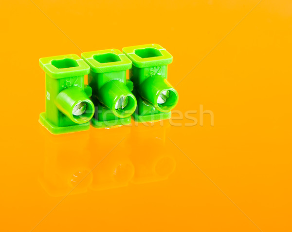 Luster Screw Terminals Stock photo © manfredxy