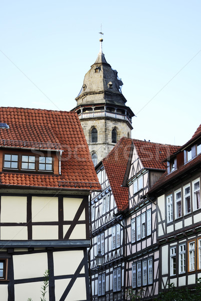 Hannoversch Münden Stock photo © manfredxy