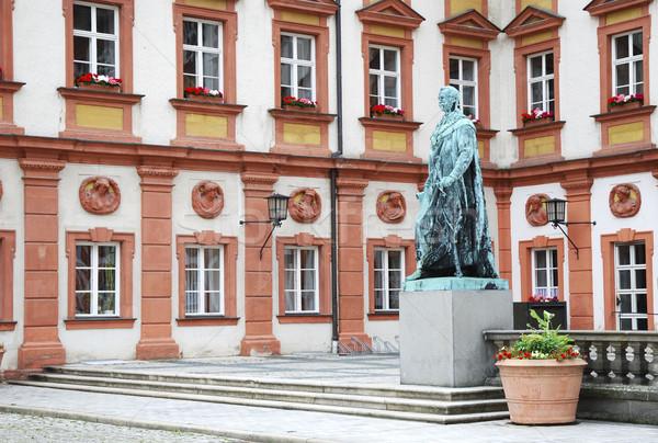 Maximilian monument Stock photo © manfredxy