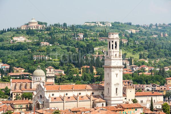 Stock photo: Cityscape of Verona