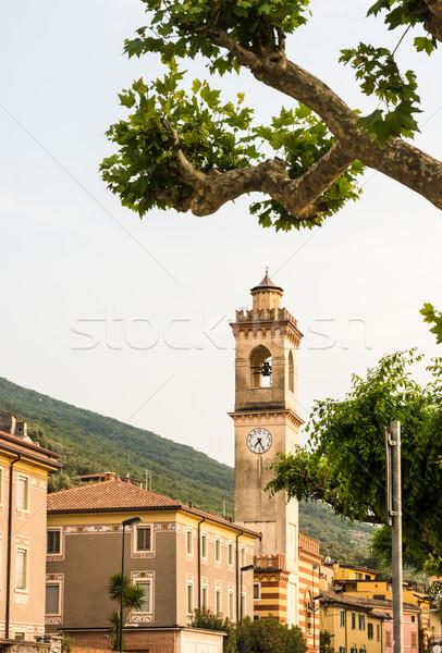 Castelletto di Brenzone Stock photo © manfredxy