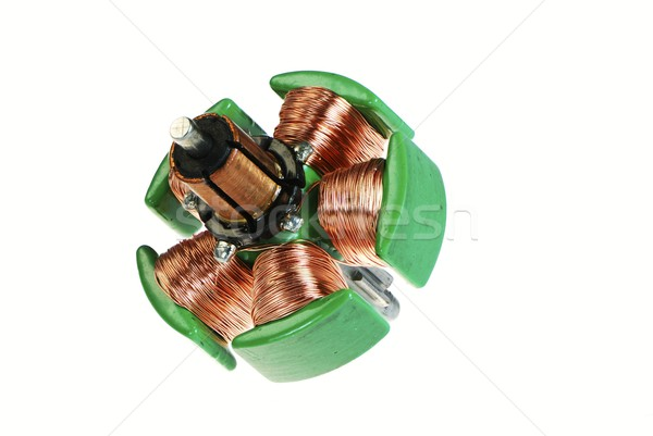 Inductor Stock photo © manfredxy