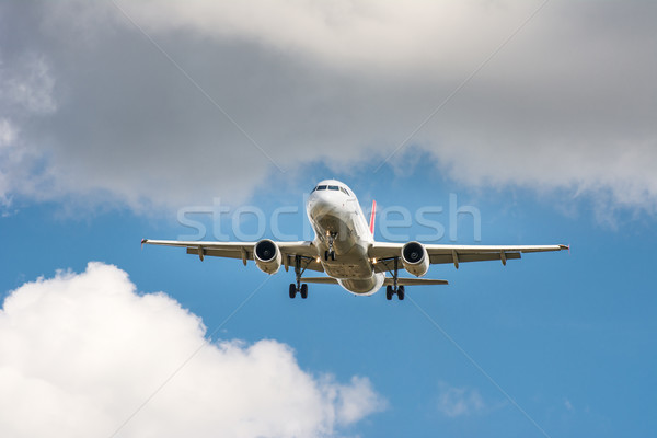 Airliner Stock photo © manfredxy