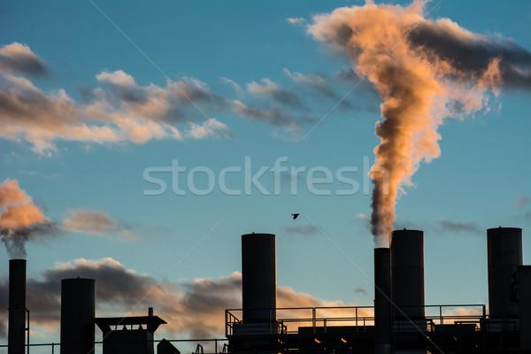 Global Wariming Stock photo © manfredxy