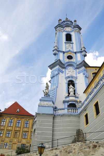 Stockfoto: Barok · kerk · gebouw · toren · godsdienst · kathedraal