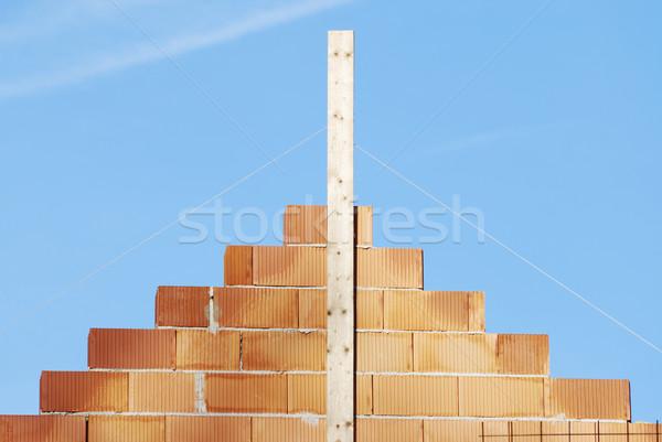 Unfinished building Stock photo © manfredxy