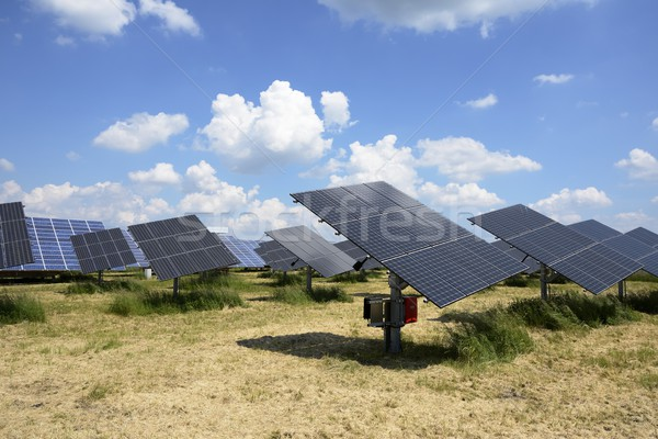 太陽エネルギー 太陽光発電 代替案 エネルギー 創造 太陽 ストックフォト © manfredxy