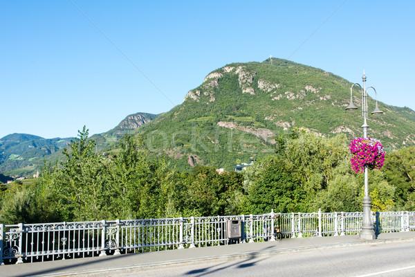 Bolzano Stock photo © manfredxy