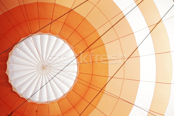 Luchtballon detail sport ballon recreatie kleurrijk Stockfoto © manfredxy