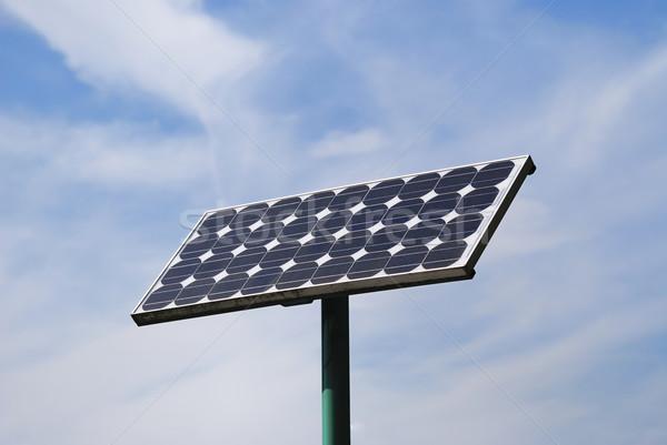 Solar panel Stock photo © manfredxy