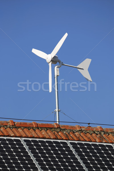 Alternative energy Stock photo © manfredxy