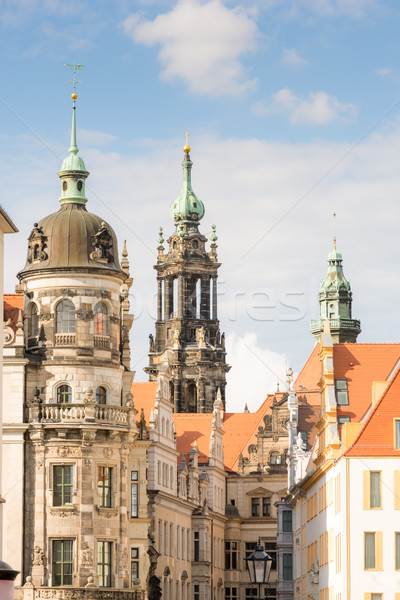 歴史的 建物 ドレスデン 建物 ストックフォト © manfredxy