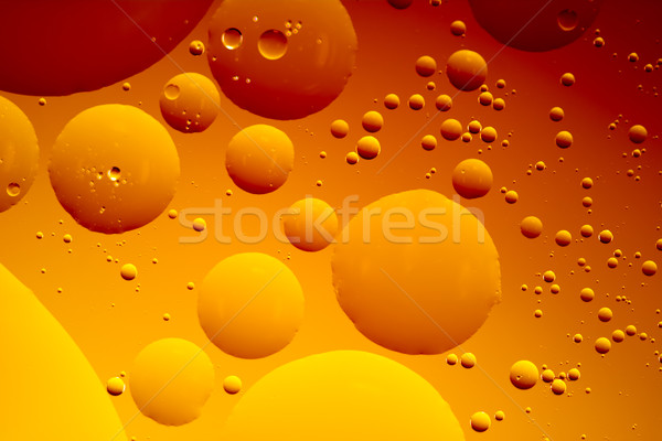 Abstract Oil Bubbles Stock photo © manfredxy
