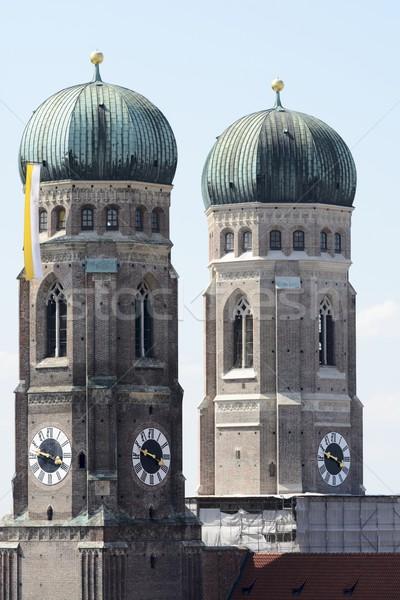 Munich Frauenkirche Stock photo © manfredxy