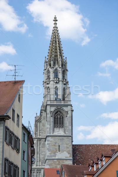 Muenster of Konstanz Stock photo © manfredxy