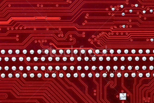 Printed Circuit Board Stock photo © manfredxy