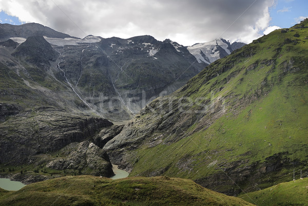 Grossglockner view Stock photo © manfredxy