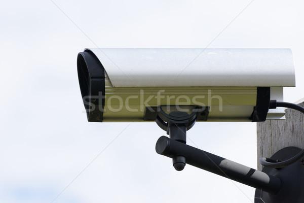 наблюдение камер безопасности видео технологий Сток-фото © manfredxy