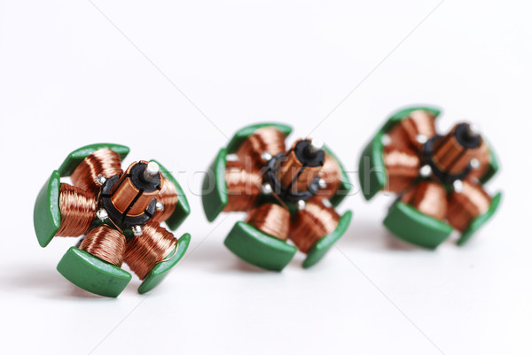 Inductors Stock photo © manfredxy