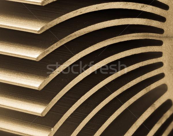 аннотация макроса подробность металлический промышленных шаблон Сток-фото © manfredxy