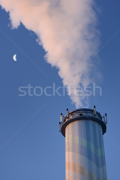 Smokestack Stock photo © manfredxy
