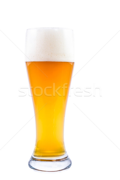 Wheat Beer Stock photo © manfredxy