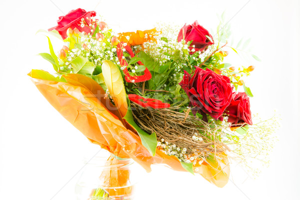 Isolated Flower Bouquet Stock photo © manfredxy