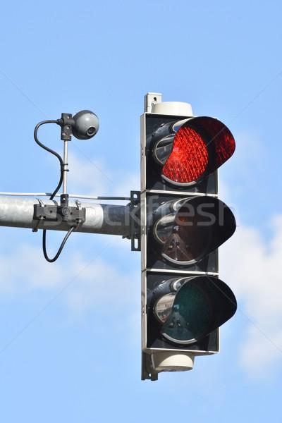 światłach kamery ruchu kontroli świetle Zdjęcia stock © manfredxy