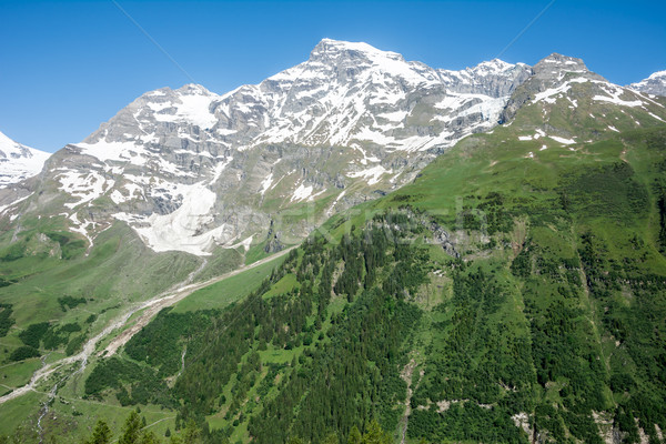 Hohe Tauern Mountain Range Stock photo © manfredxy