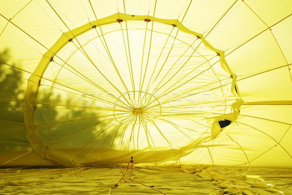 Hot Air Balloon Stock photo © manfredxy