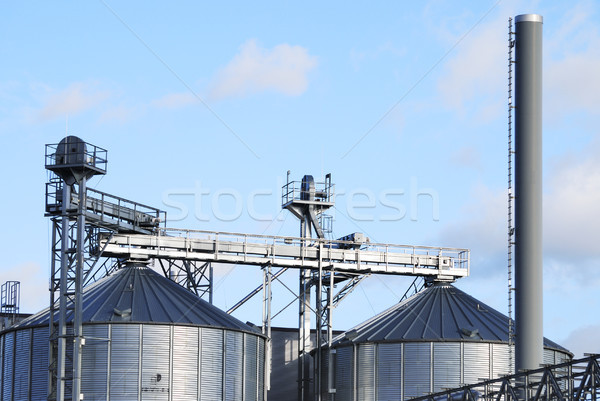 Chemical Plant Stock photo © manfredxy
