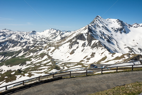 Hohe Tauern Mauntain Range Stock photo © manfredxy