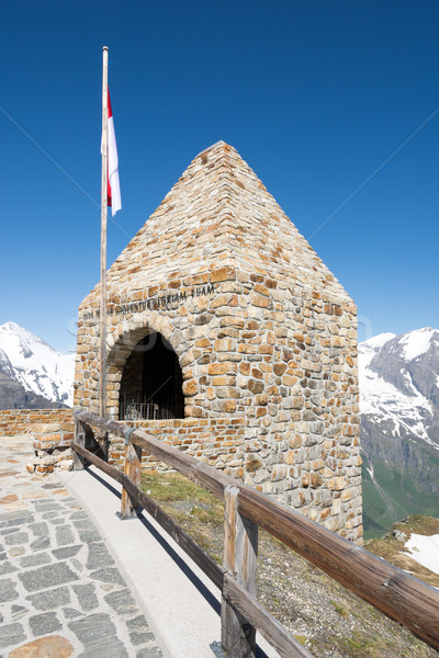 Grossglockner High Alpine Road Stock photo © manfredxy