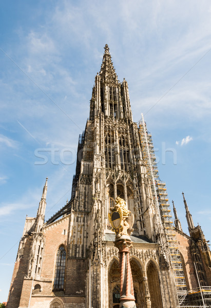 The Minster of Ulm Stock photo © manfredxy