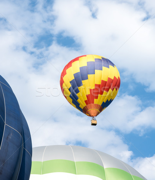 Hot Air Balloons Stock photo © manfredxy